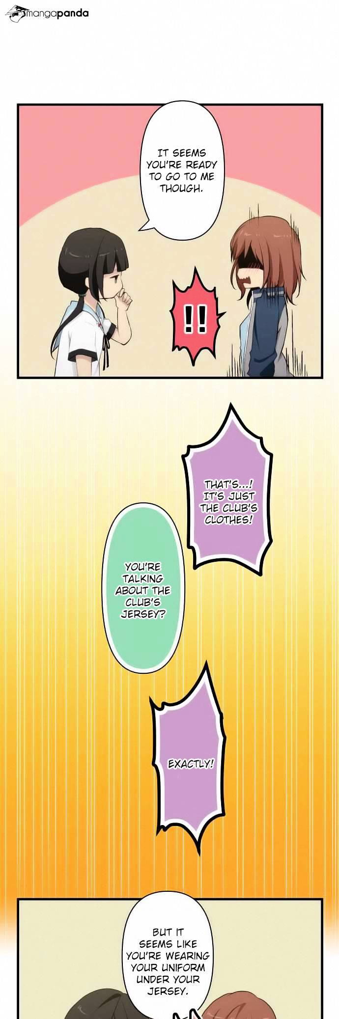 ReLIFE Chapter 80  Online Free Manga Read Image 4