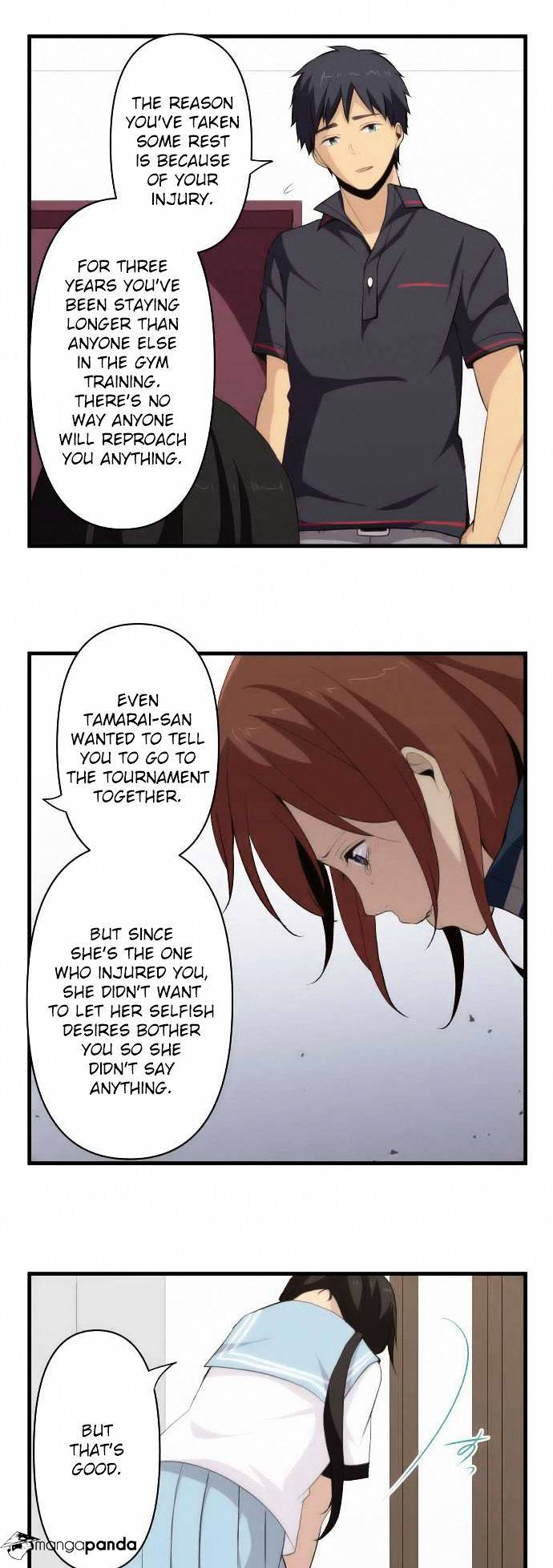 ReLIFE Chapter 81  Online Free Manga Read Image 18