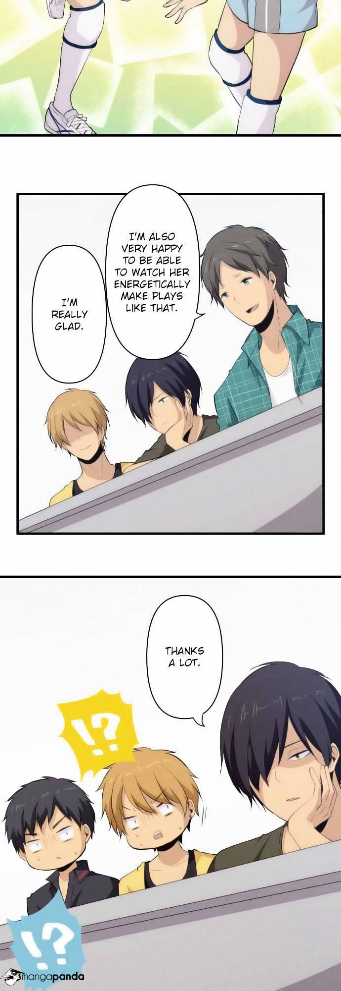 ReLIFE Chapter 82  Online Free Manga Read Image 15