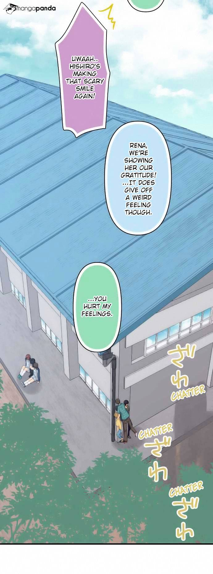 ReLIFE Chapter 83  Online Free Manga Read Image 19