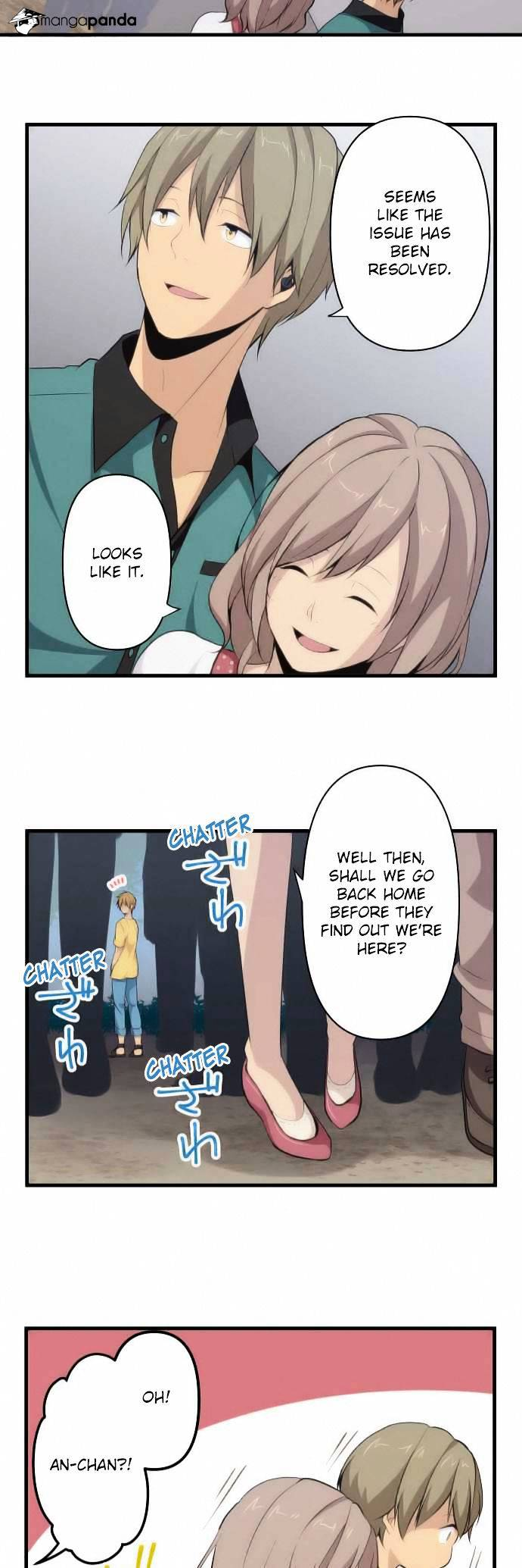 ReLIFE Chapter 83  Online Free Manga Read Image 21