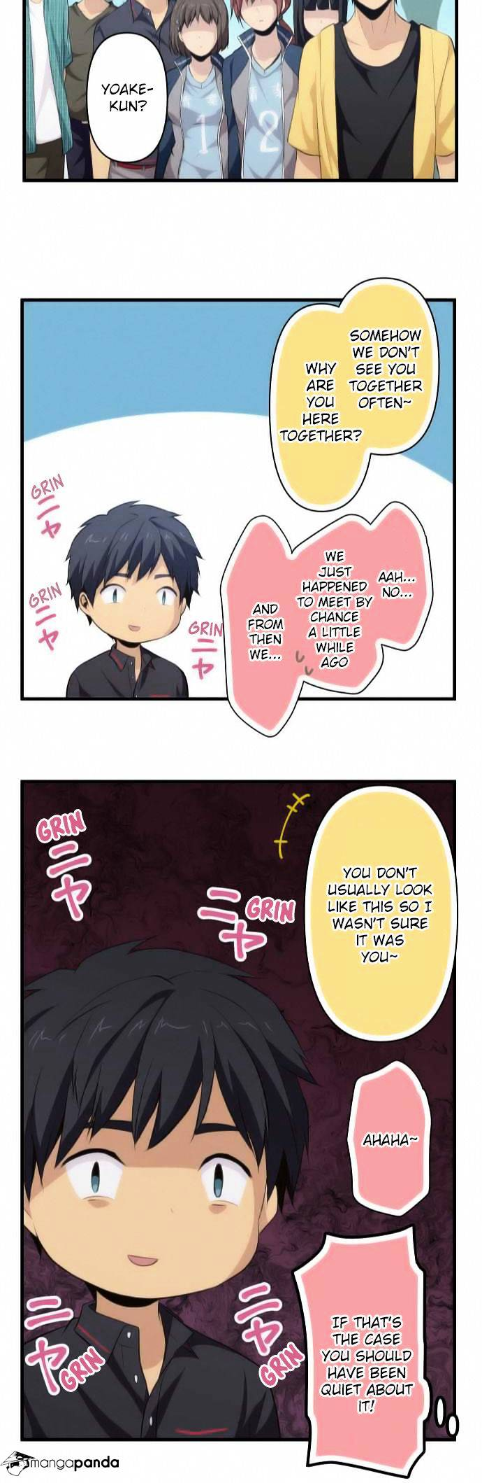 ReLIFE Chapter 83  Online Free Manga Read Image 24