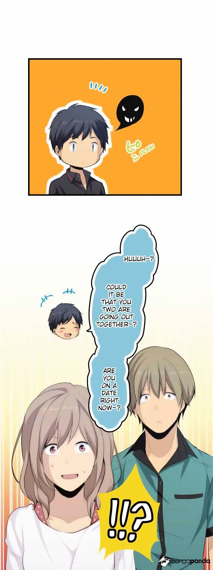ReLIFE Chapter 83  Online Free Manga Read Image 25