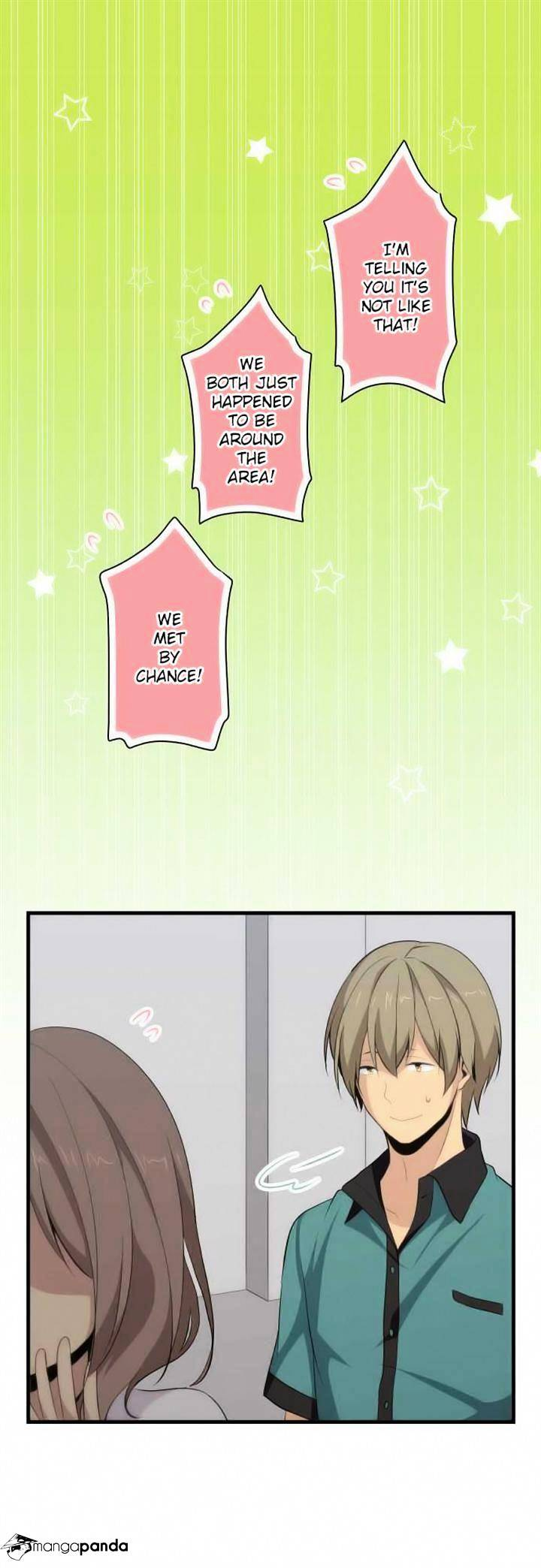 ReLIFE Chapter 84  Online Free Manga Read Image 1