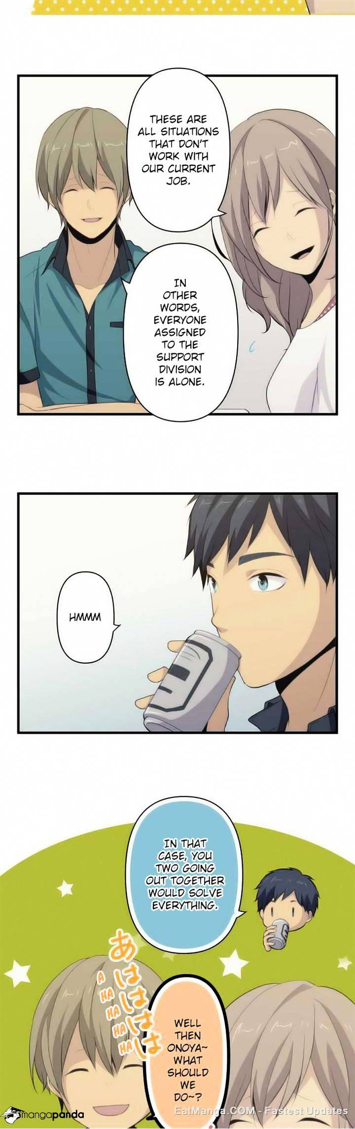 ReLIFE Chapter 84  Online Free Manga Read Image 12