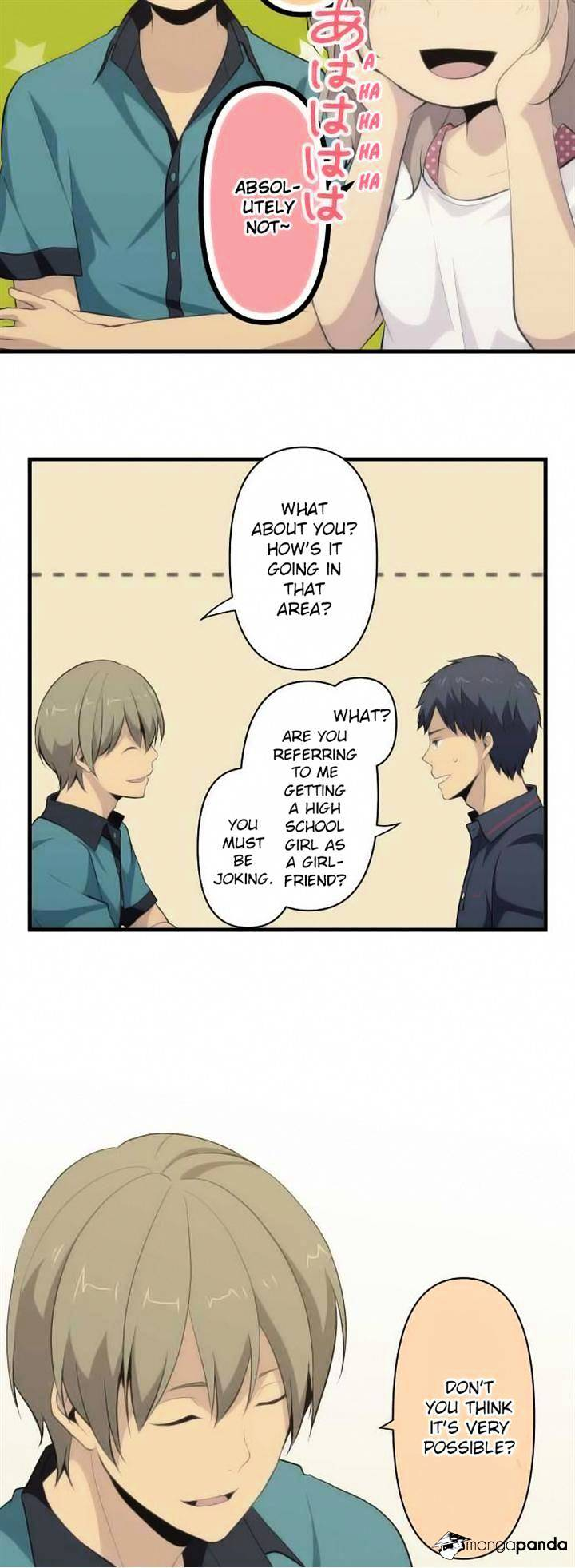 ReLIFE Chapter 84  Online Free Manga Read Image 13