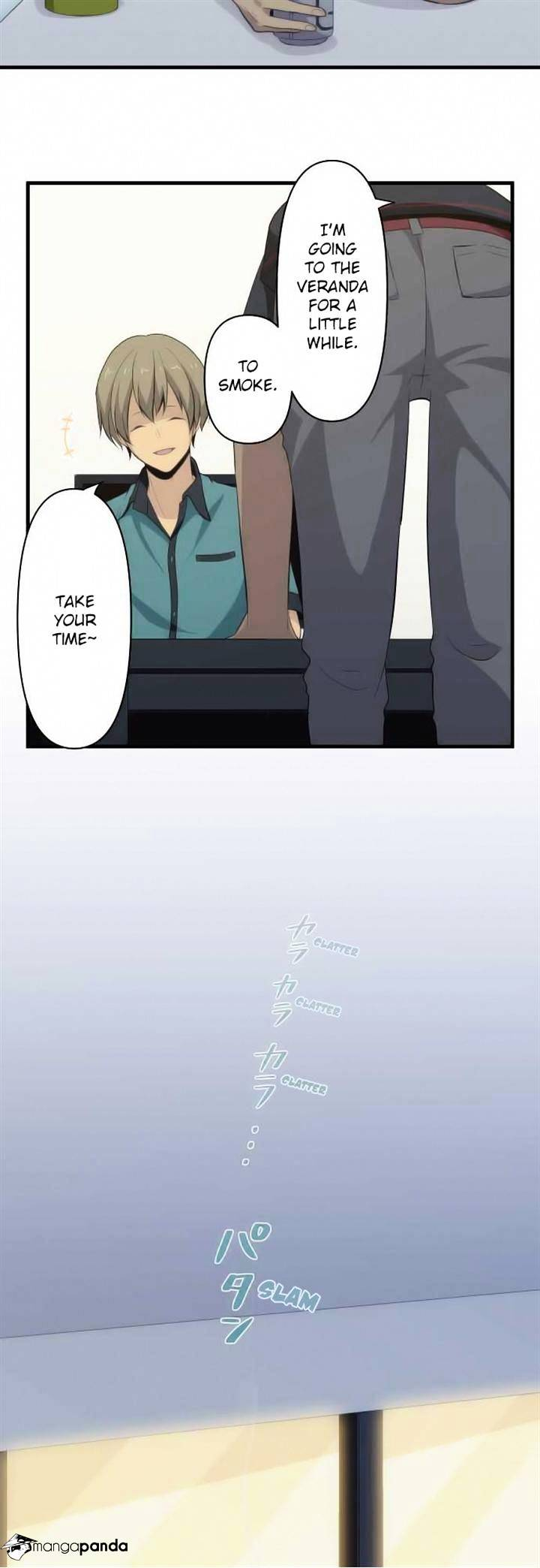 ReLIFE Chapter 84  Online Free Manga Read Image 15