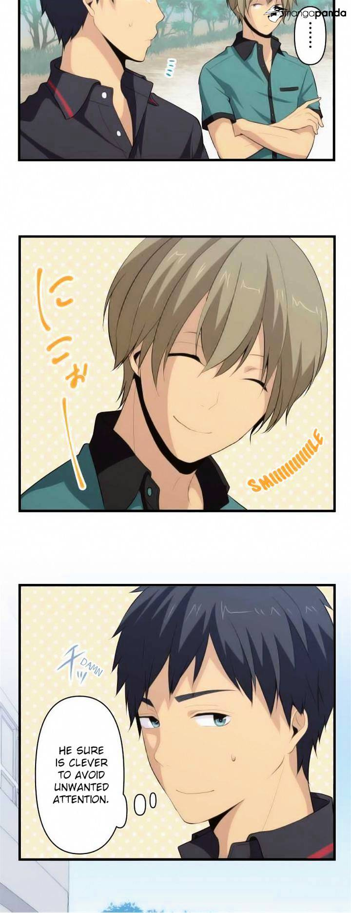 ReLIFE Chapter 84  Online Free Manga Read Image 4