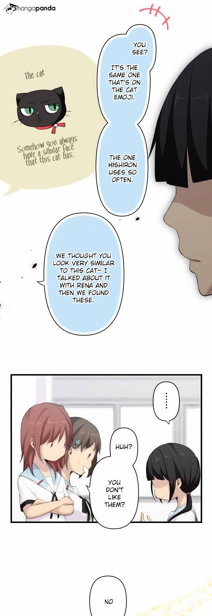 ReLIFE Chapter 85  Online Free Manga Read Image 18
