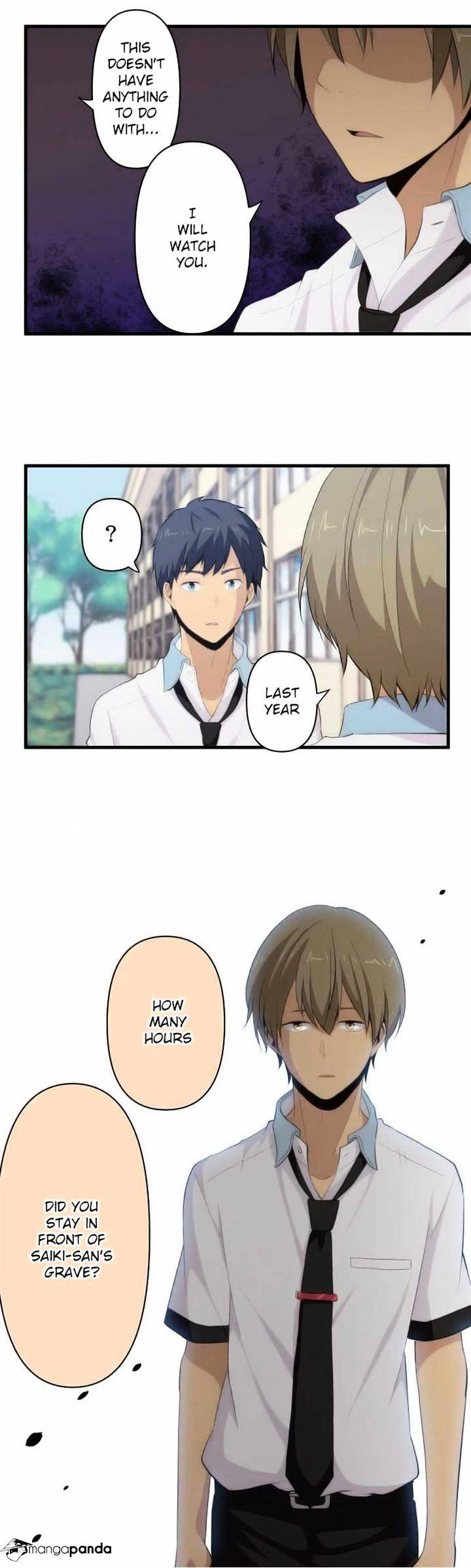 ReLIFE Chapter 86  Online Free Manga Read Image 10