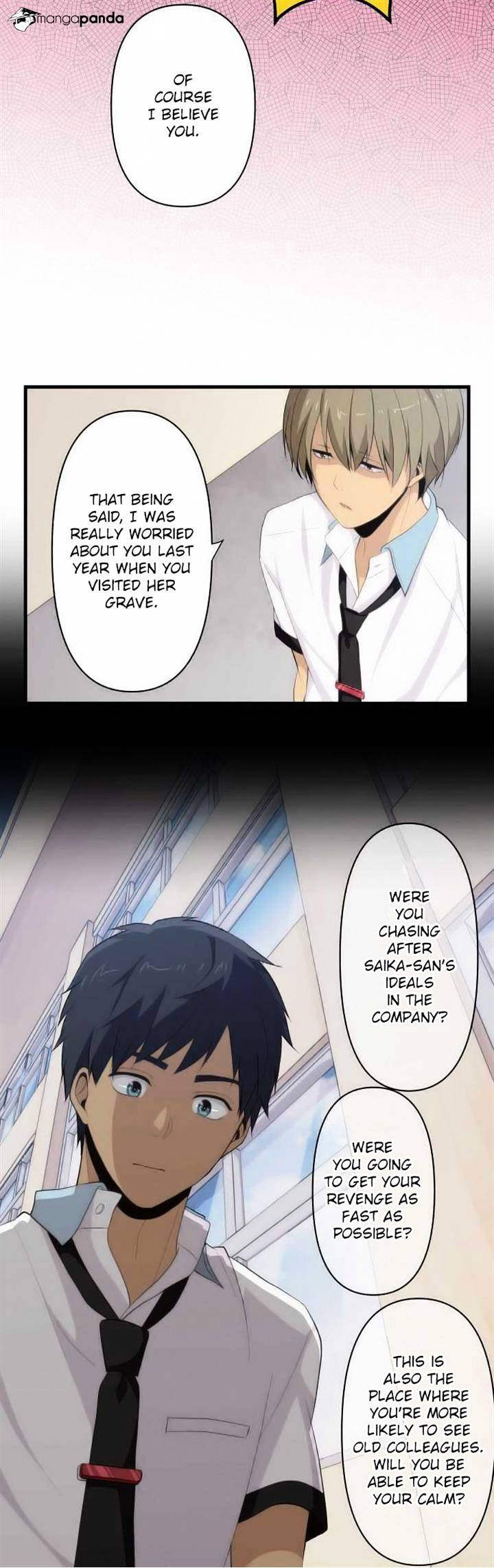 ReLIFE Chapter 86  Online Free Manga Read Image 13
