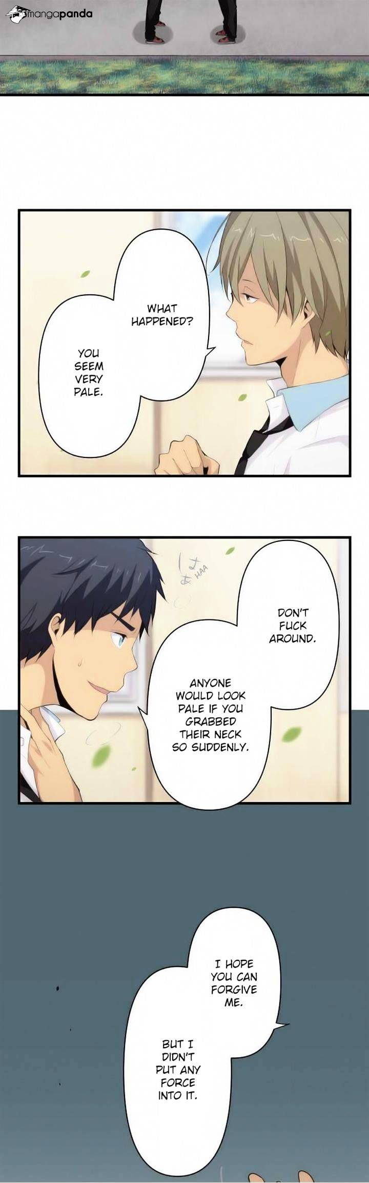ReLIFE Chapter 86  Online Free Manga Read Image 18