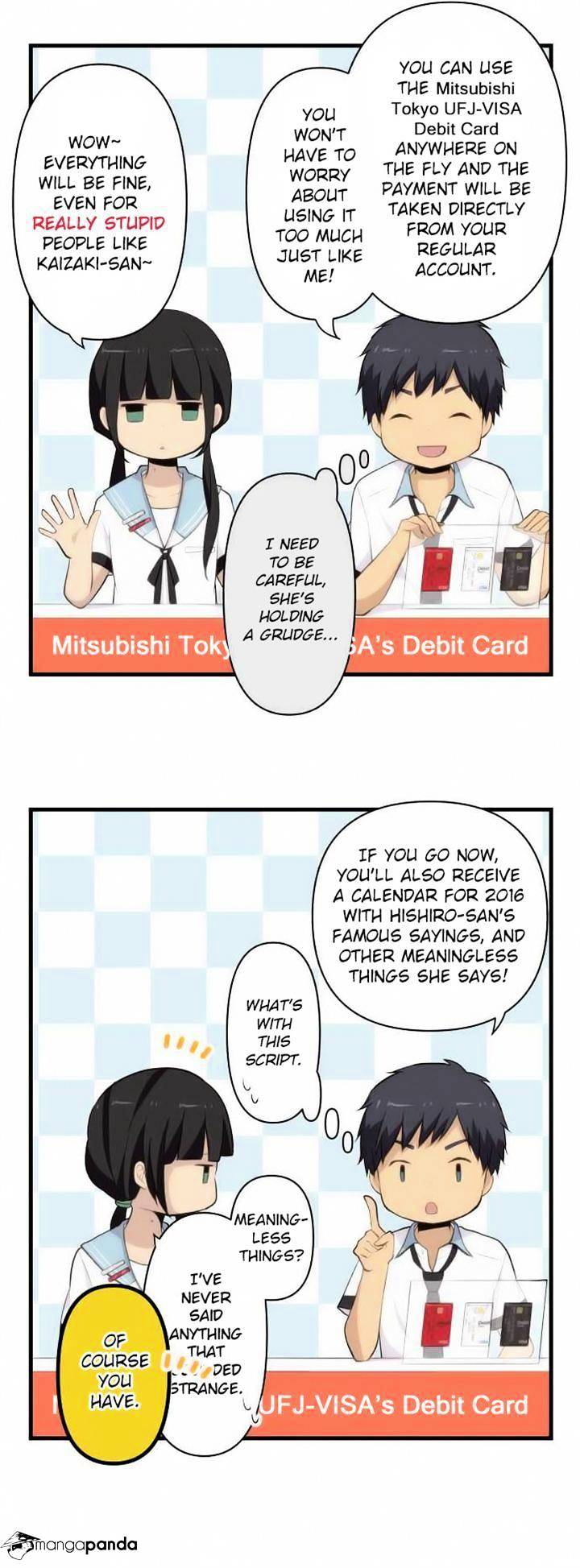 ReLIFE Chapter 86  Online Free Manga Read Image 26