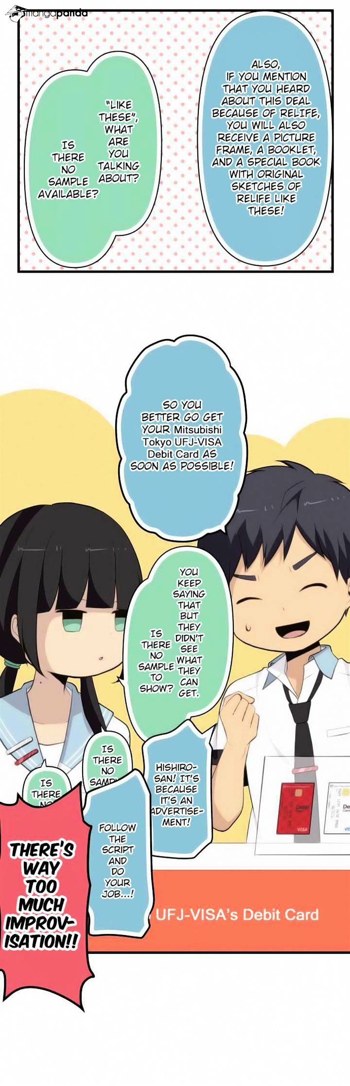 ReLIFE Chapter 86  Online Free Manga Read Image 27
