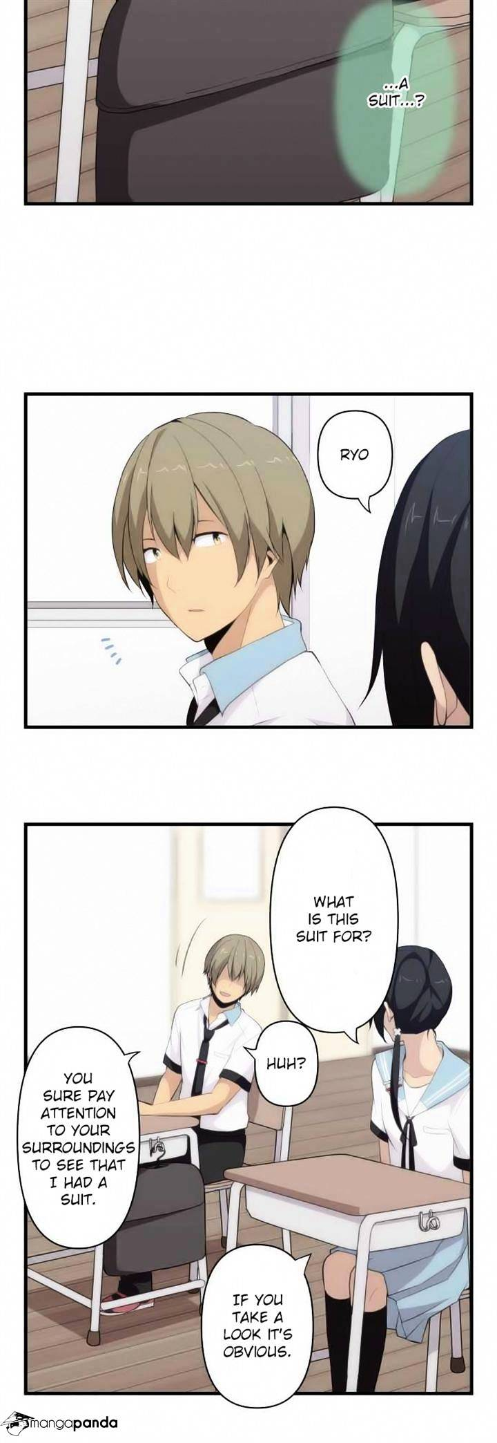 ReLIFE Chapter 87  Online Free Manga Read Image 13