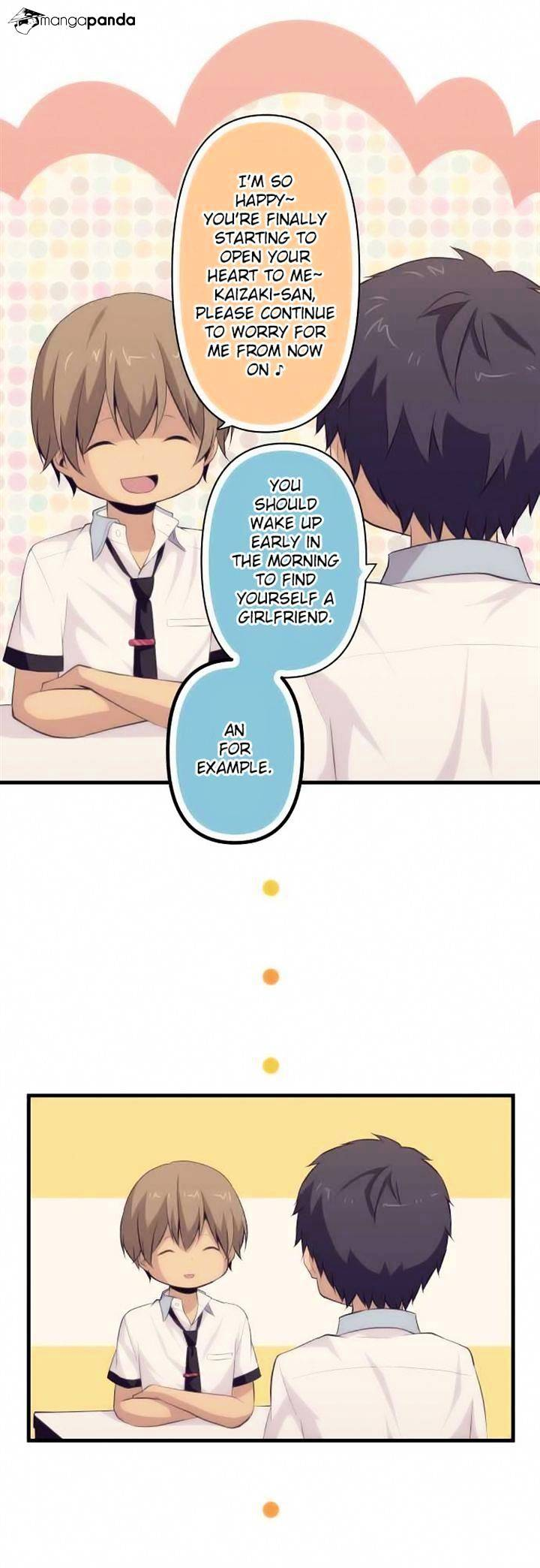 ReLIFE Chapter 87  Online Free Manga Read Image 20