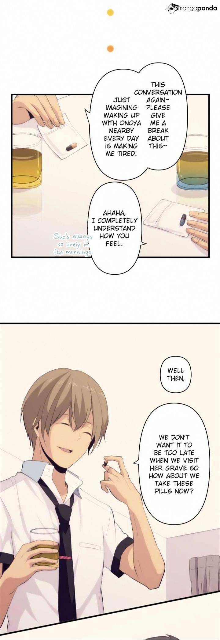 ReLIFE Chapter 87  Online Free Manga Read Image 21