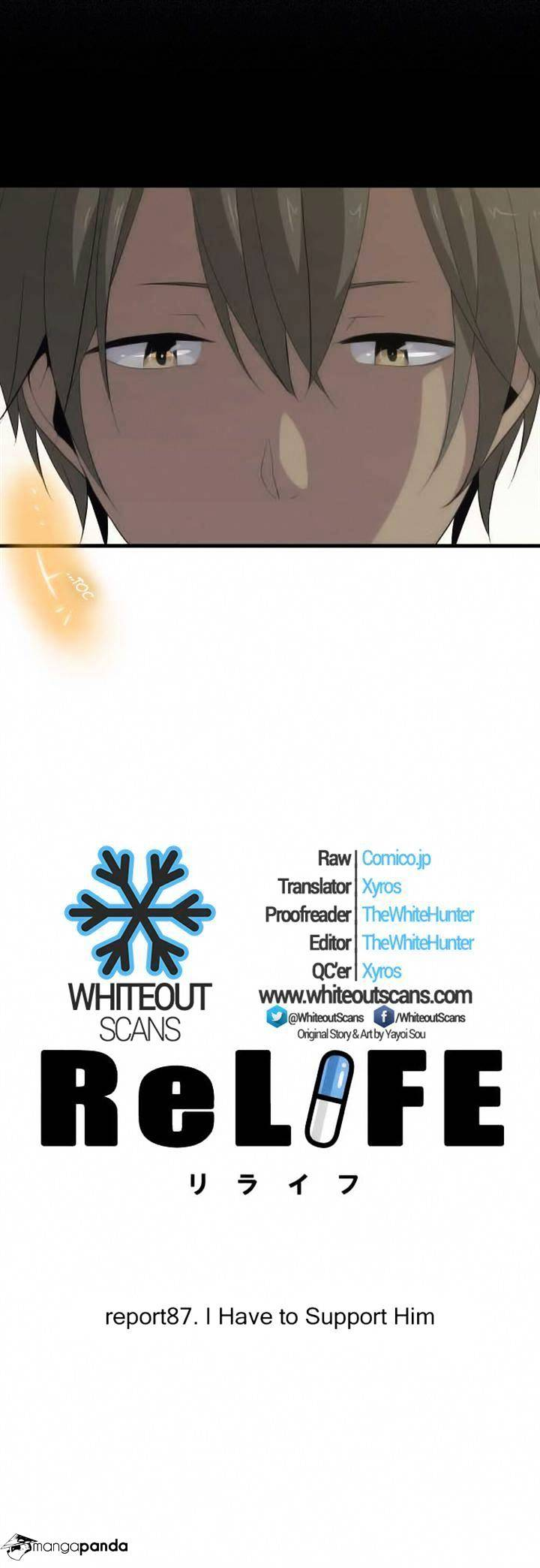 ReLIFE Chapter 87  Online Free Manga Read Image 3