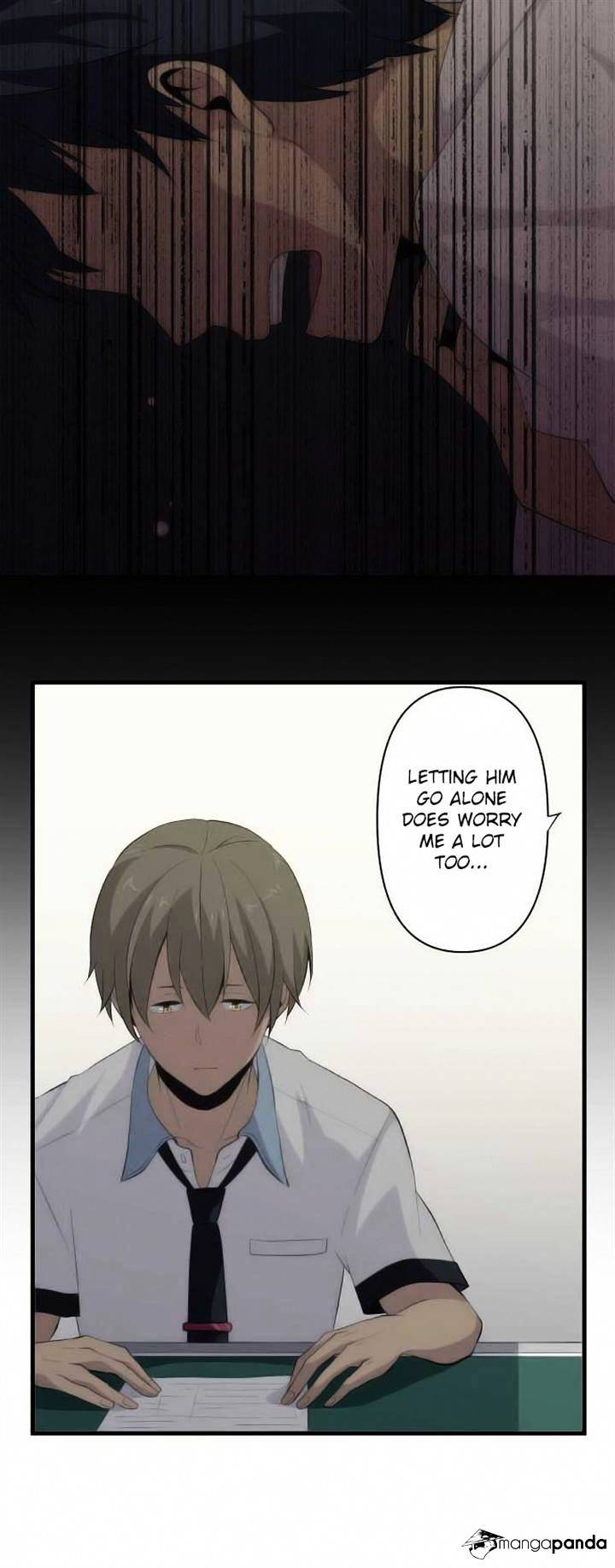 ReLIFE Chapter 87  Online Free Manga Read Image 7