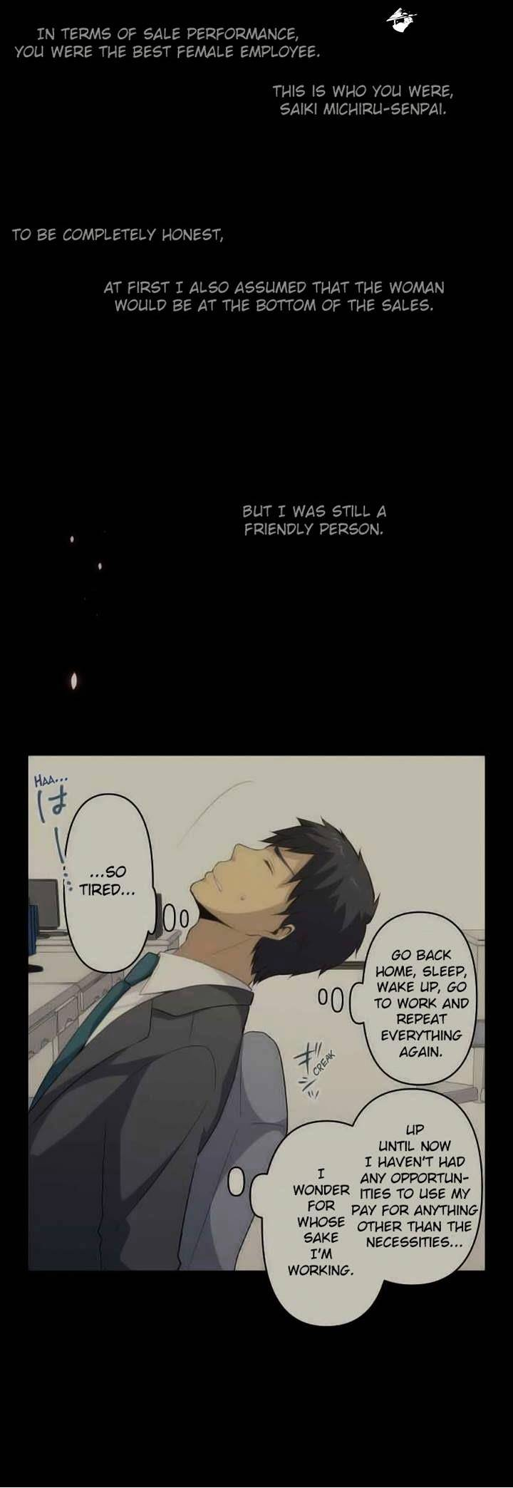 ReLIFE Chapter 88  Online Free Manga Read Image 20