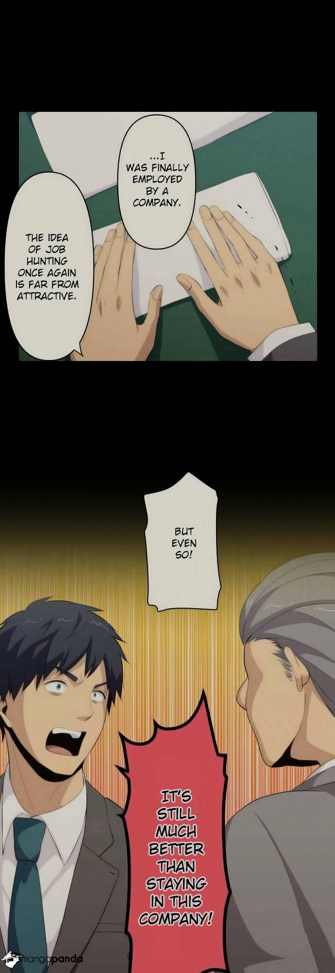 ReLIFE Chapter 89  Online Free Manga Read Image 21