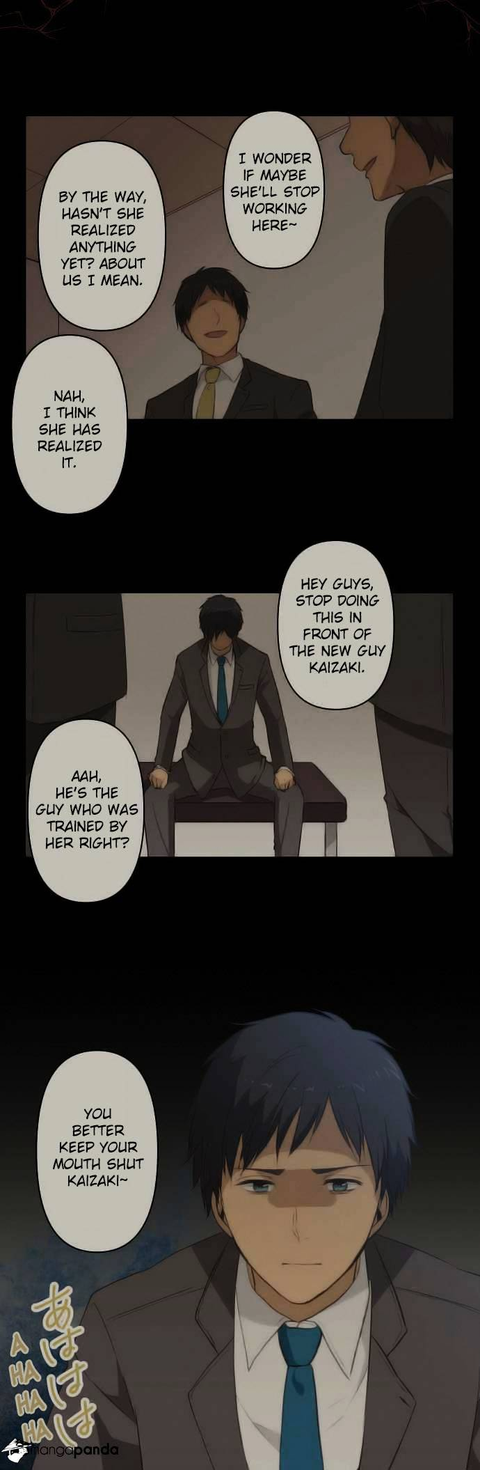 ReLIFE Chapter 89  Online Free Manga Read Image 4