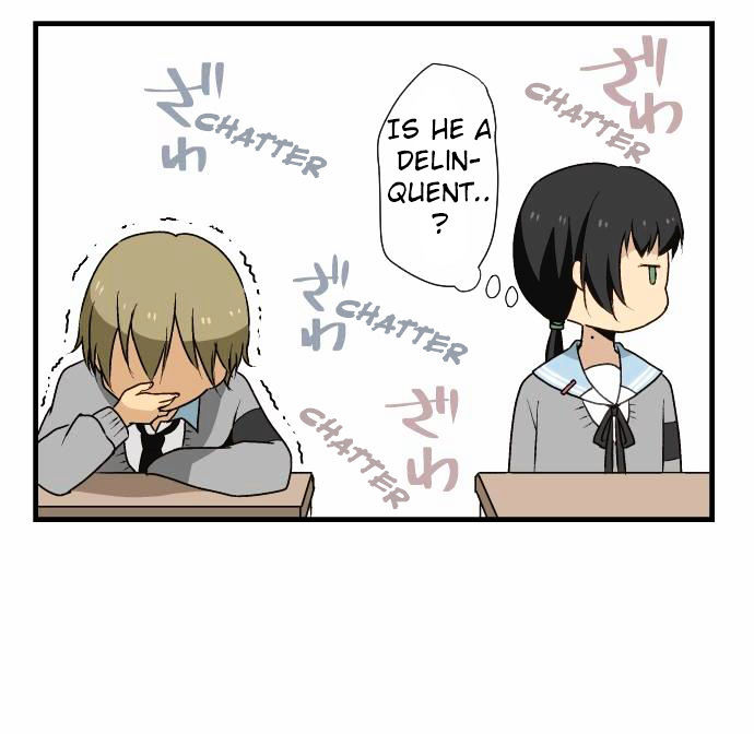 ReLIFE Chapter 9  Online Free Manga Read Image 16