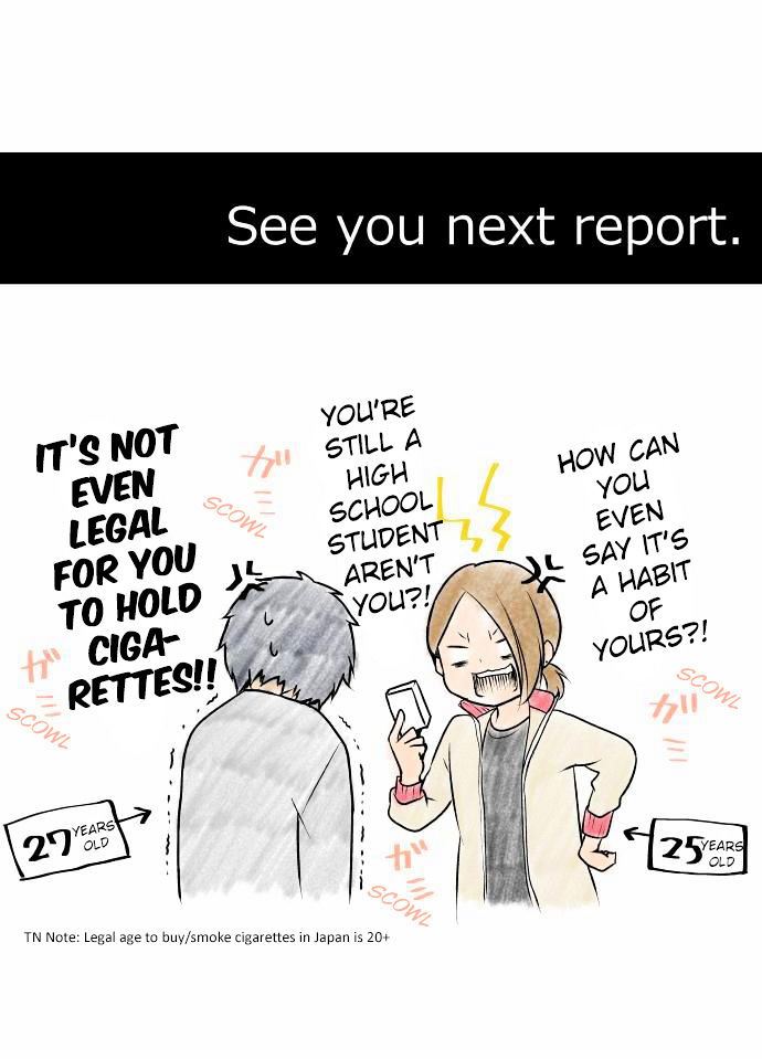 ReLIFE Chapter 9  Online Free Manga Read Image 17