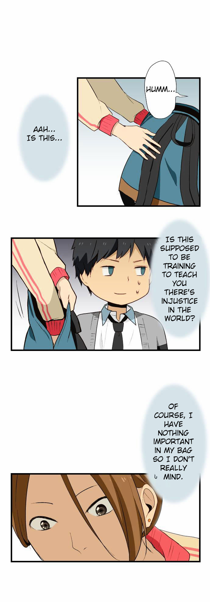 ReLIFE Chapter 9  Online Free Manga Read Image 9
