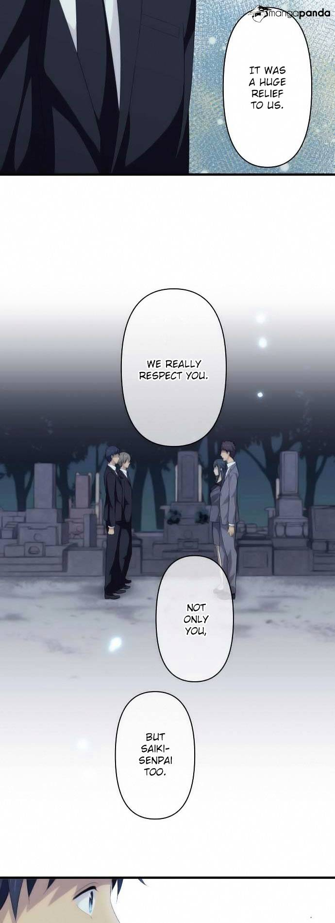 ReLIFE Chapter 90  Online Free Manga Read Image 16
