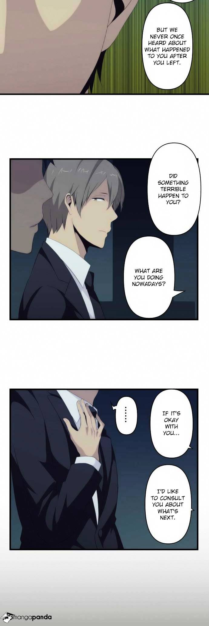 ReLIFE Chapter 90  Online Free Manga Read Image 19