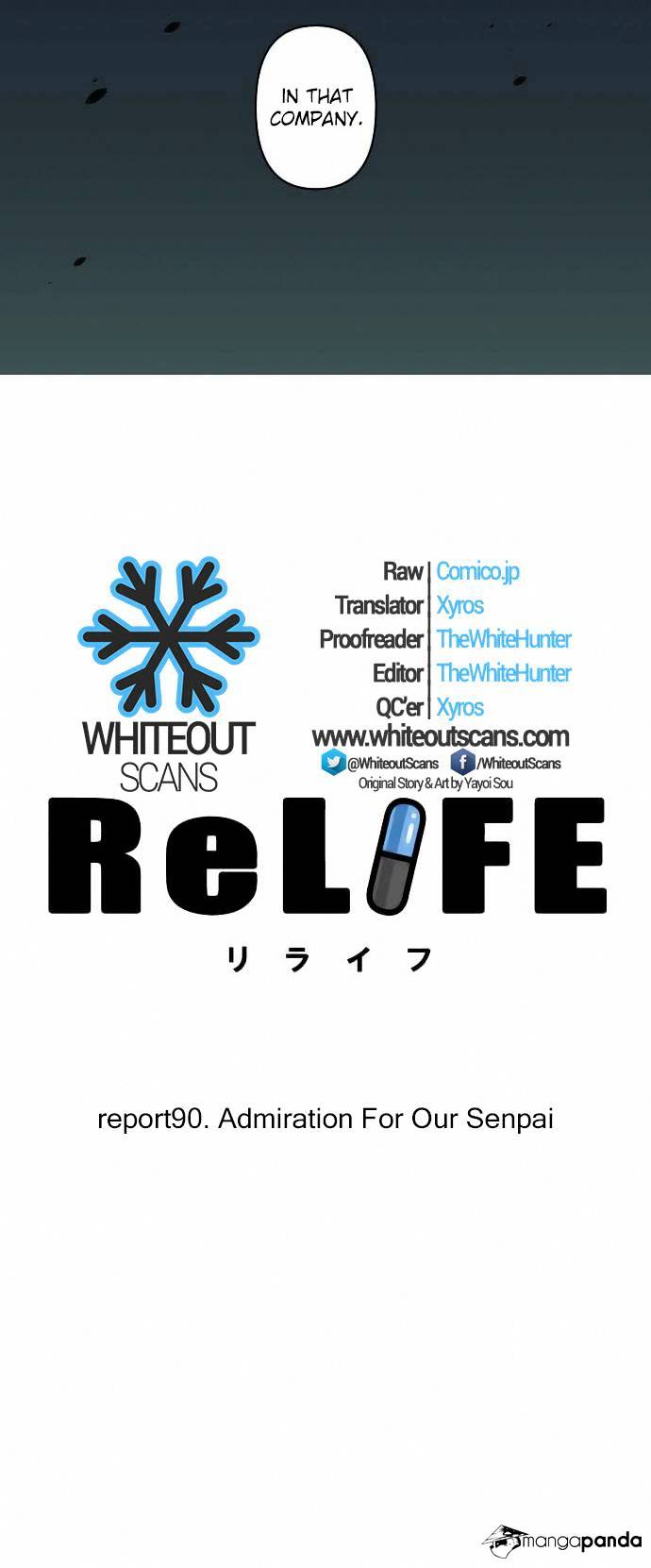 ReLIFE Chapter 90  Online Free Manga Read Image 5