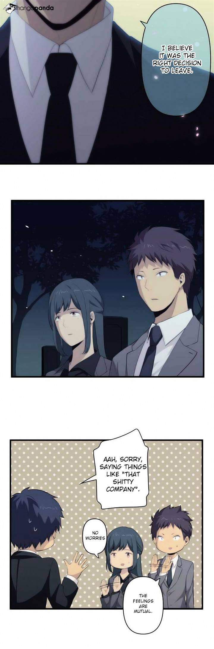 ReLIFE Chapter 91  Online Free Manga Read Image 18