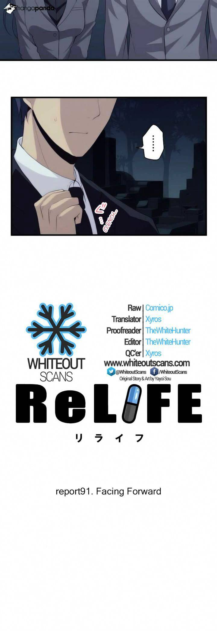ReLIFE Chapter 91  Online Free Manga Read Image 2
