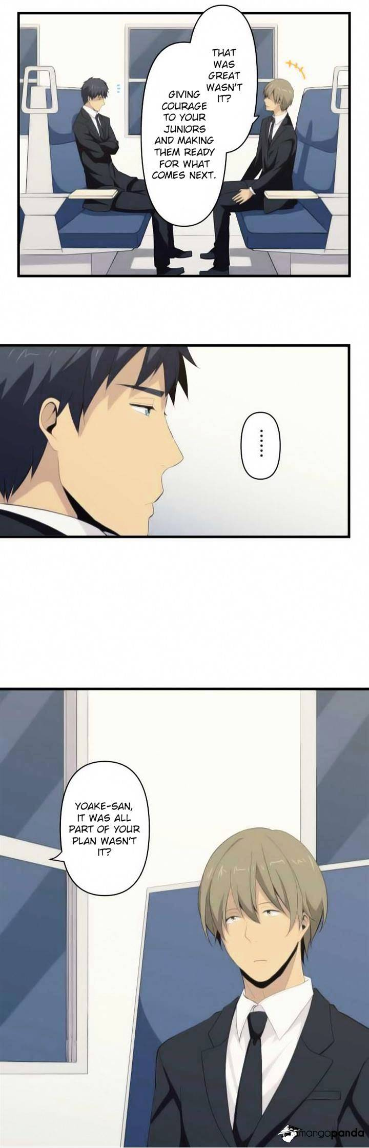 ReLIFE Chapter 91  Online Free Manga Read Image 22