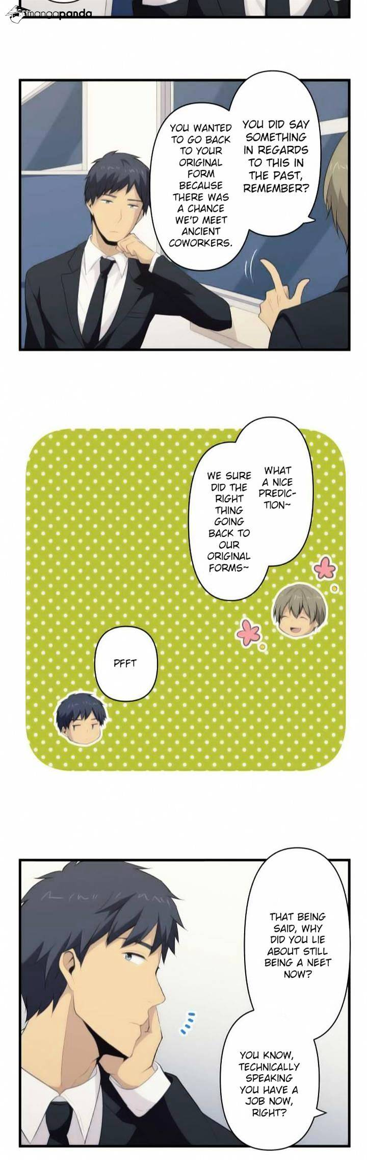 ReLIFE Chapter 91  Online Free Manga Read Image 24