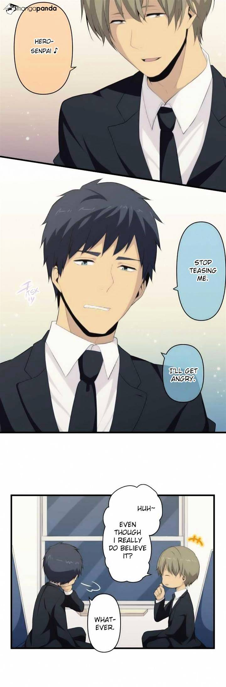 ReLIFE Chapter 91  Online Free Manga Read Image 28