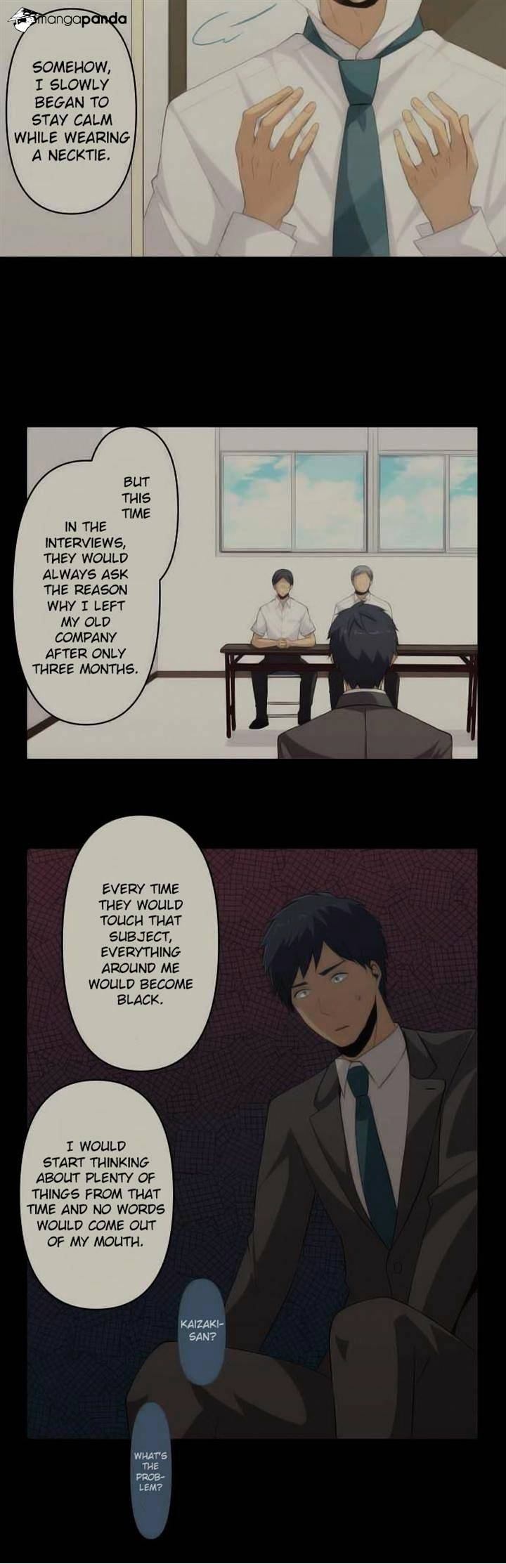 ReLIFE Chapter 91  Online Free Manga Read Image 7