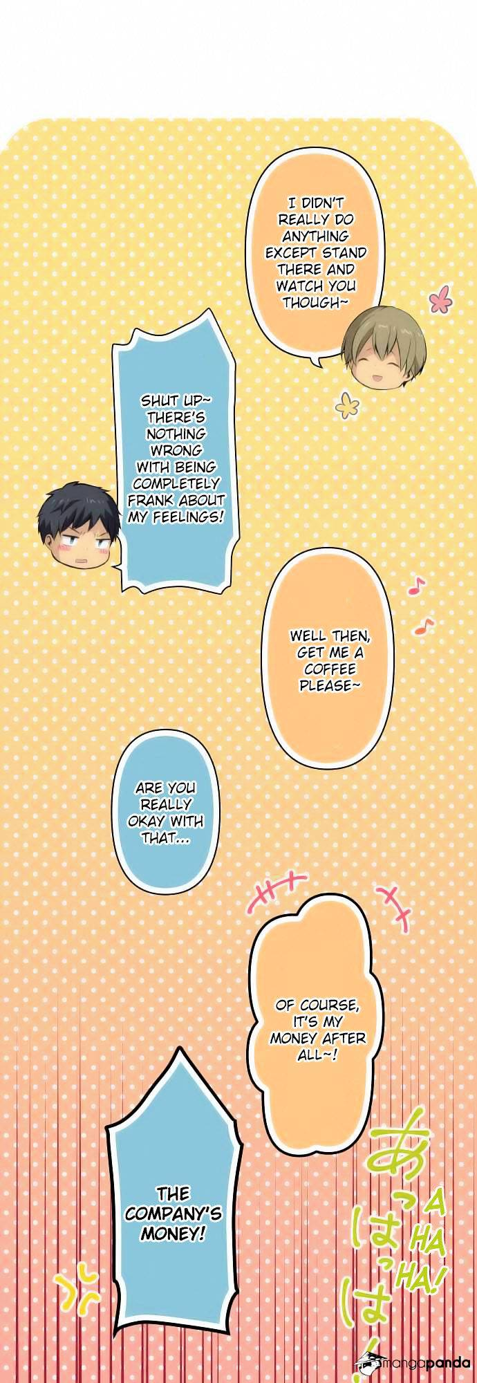 ReLIFE Chapter 92  Online Free Manga Read Image 18