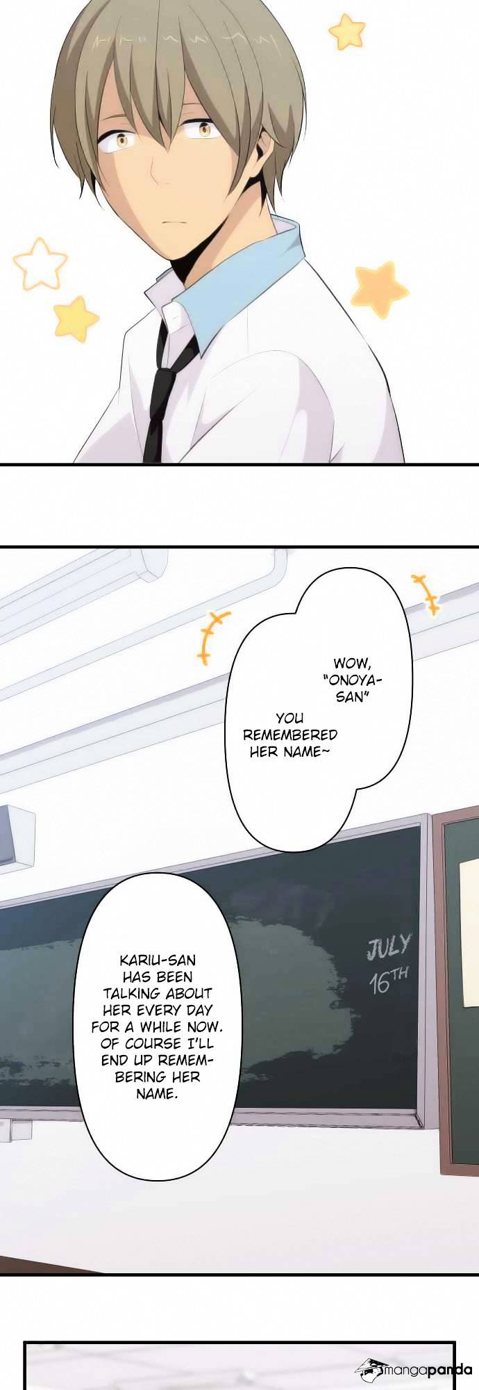 ReLIFE Chapter 93  Online Free Manga Read Image 10