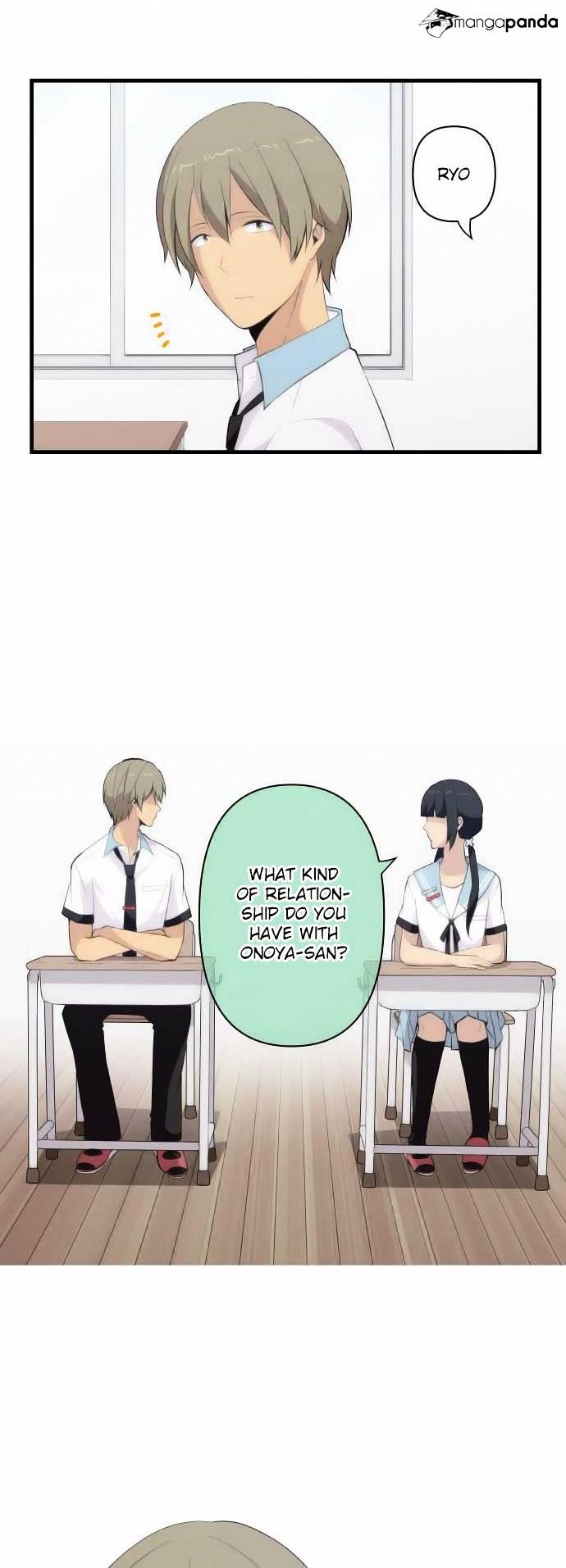 ReLIFE Chapter 93  Online Free Manga Read Image 9
