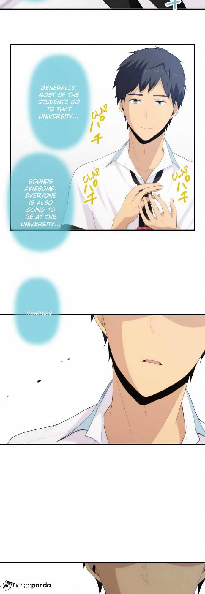 ReLIFE Chapter 94  Online Free Manga Read Image 10