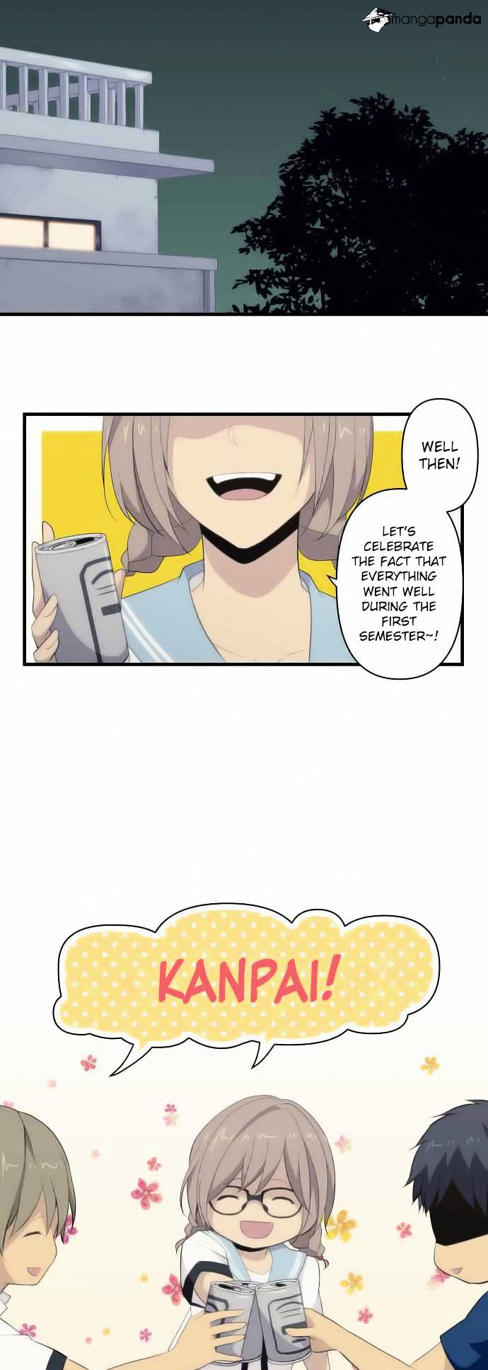 ReLIFE Chapter 94  Online Free Manga Read Image 12