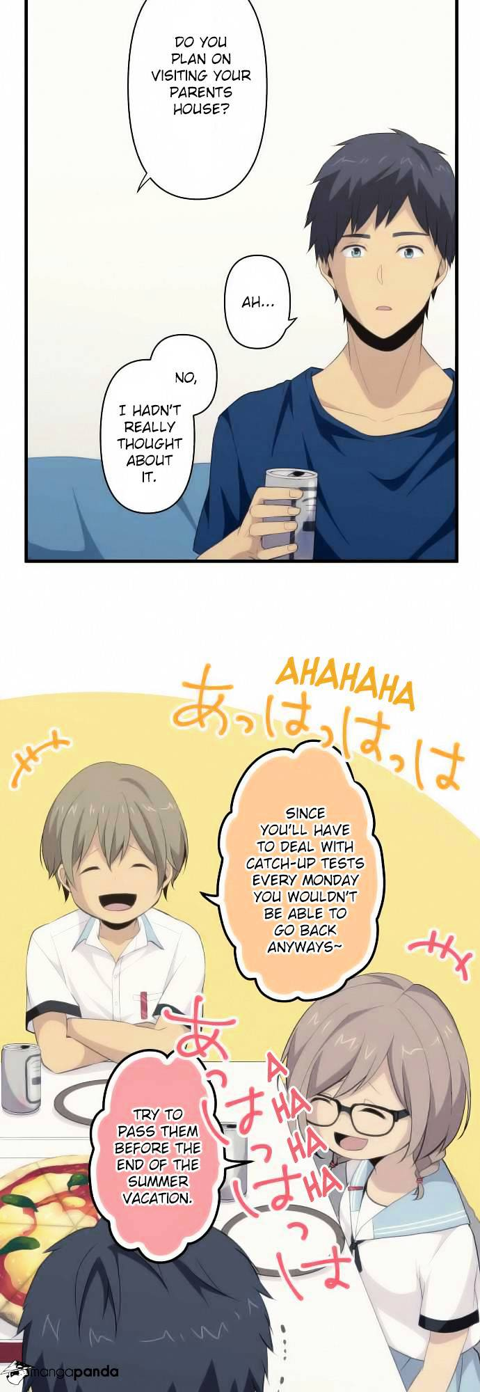 ReLIFE Chapter 94  Online Free Manga Read Image 14