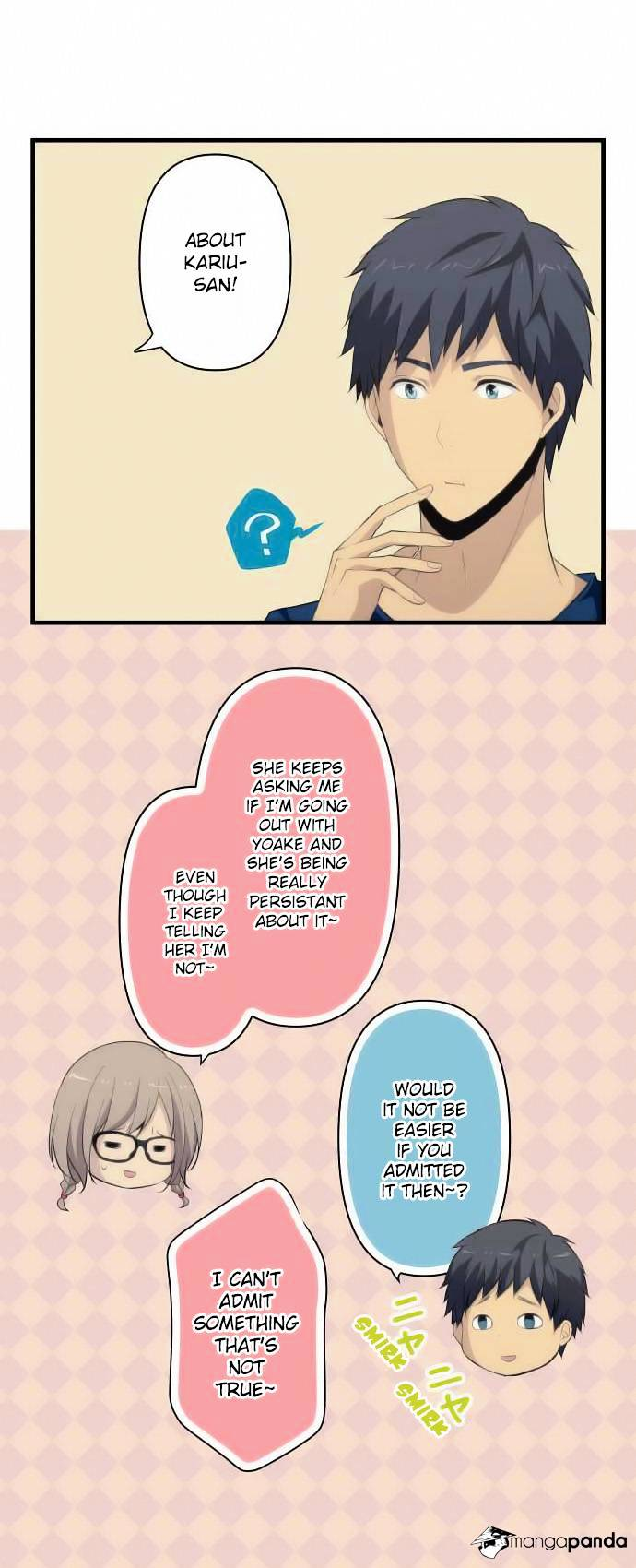 ReLIFE Chapter 94  Online Free Manga Read Image 17