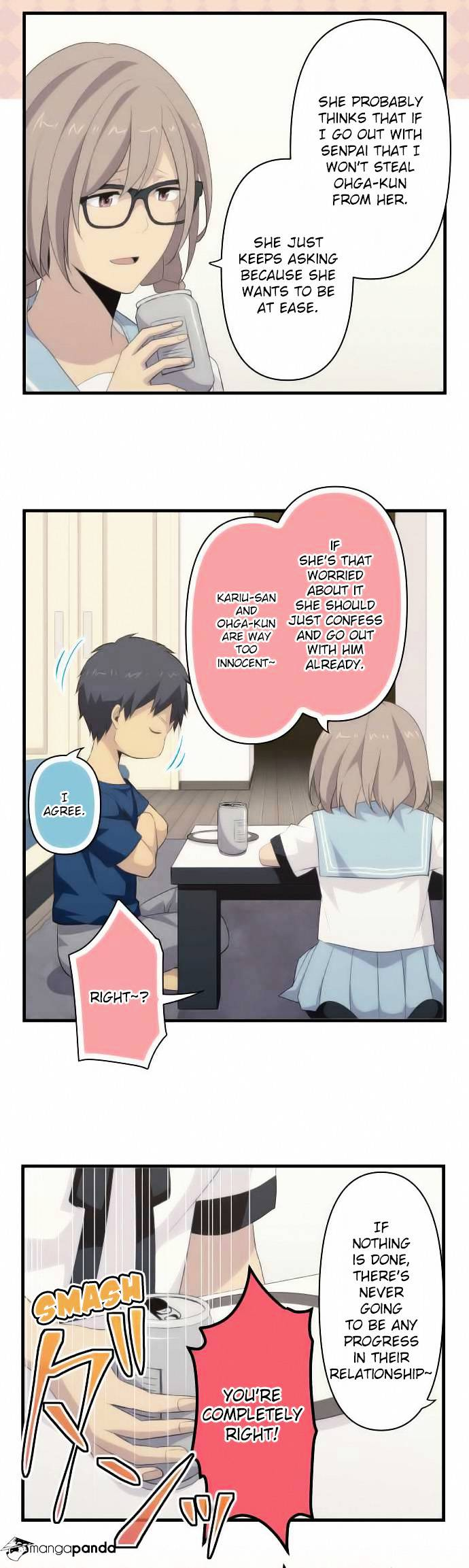 ReLIFE Chapter 94  Online Free Manga Read Image 18