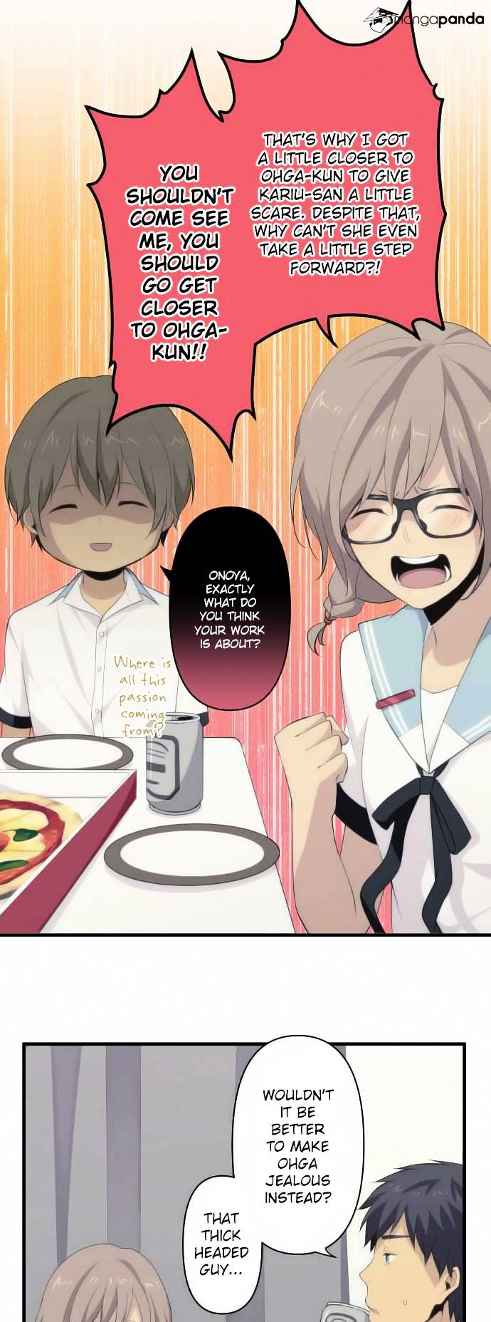ReLIFE Chapter 94  Online Free Manga Read Image 19