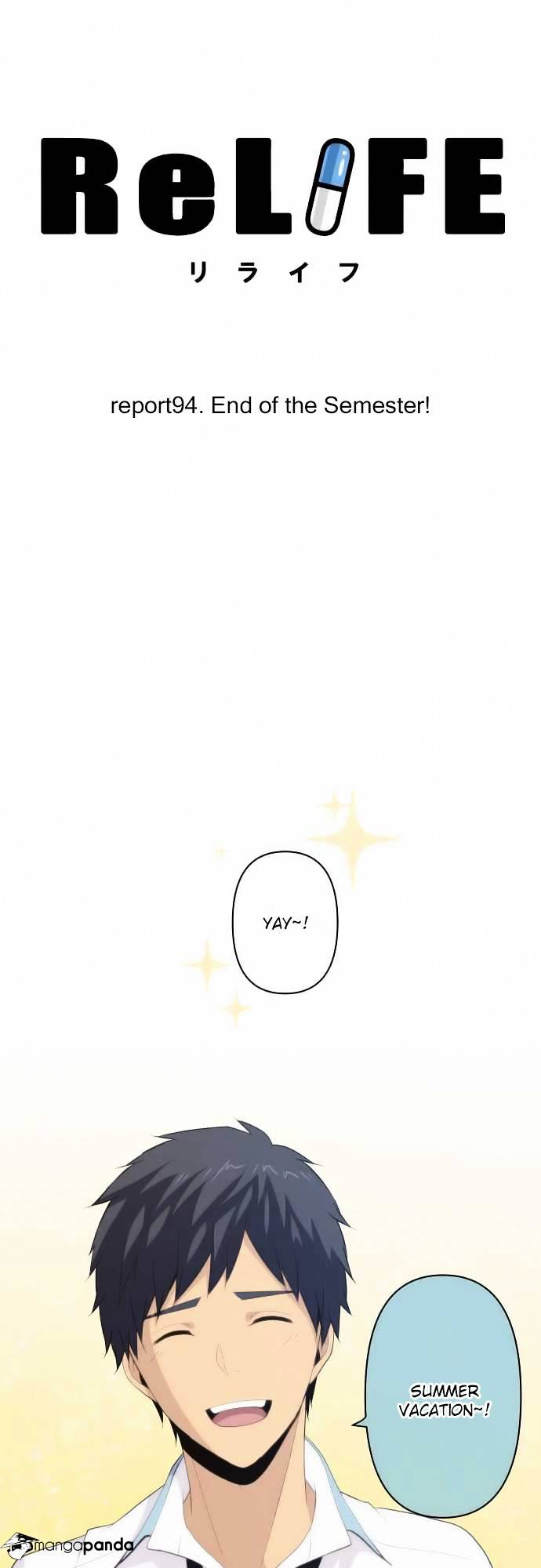 ReLIFE Chapter 94  Online Free Manga Read Image 2