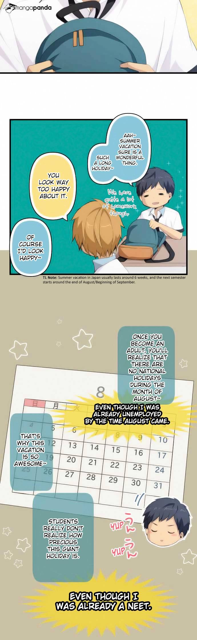 ReLIFE Chapter 94  Online Free Manga Read Image 3