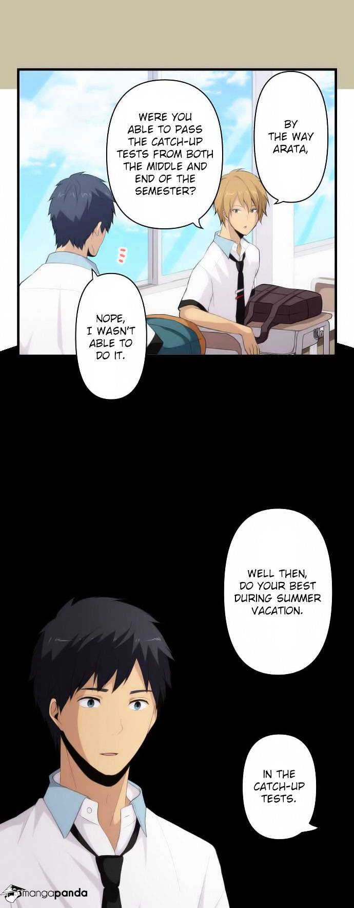 ReLIFE Chapter 94  Online Free Manga Read Image 4